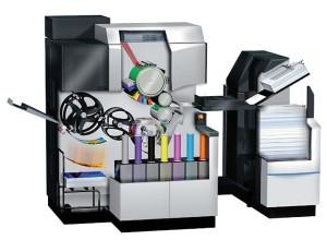 Технология печати цифрового офсета